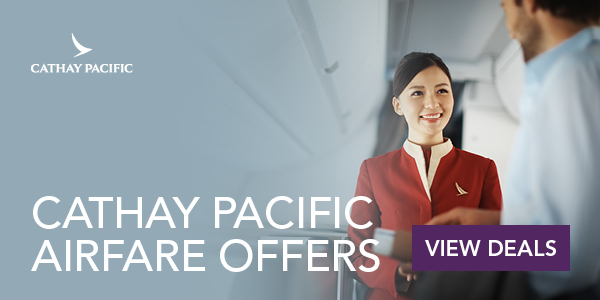 Cathay Pacific Airfare Sale
