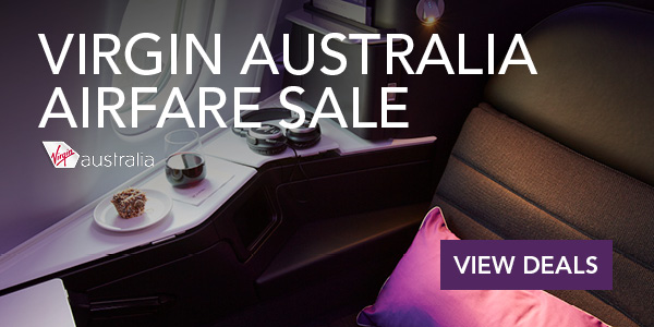 Virgin Airfare Sale