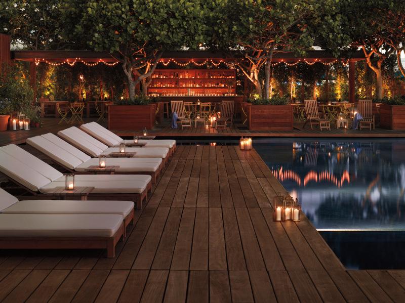 Sunrise Pool The Modern Honolulu