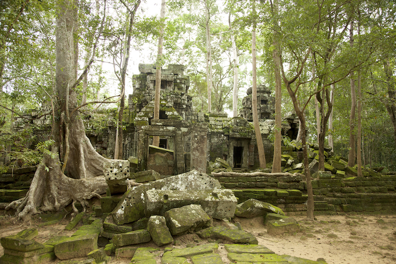 Ta Nei temple Siem Reap