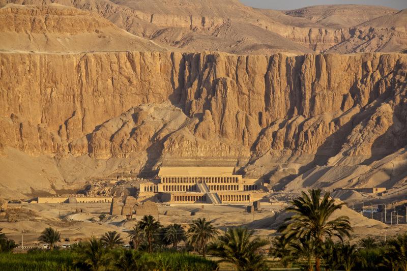 Egypt's Temple of Hatshepsut