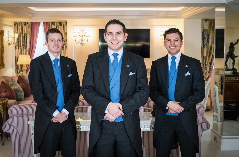 The Ritz London Butlers