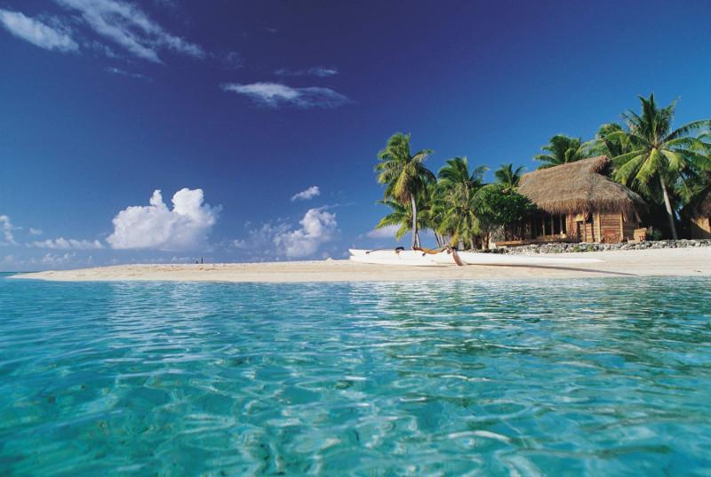 Tikehau Pearl Beach Resort Beach Bungalow
