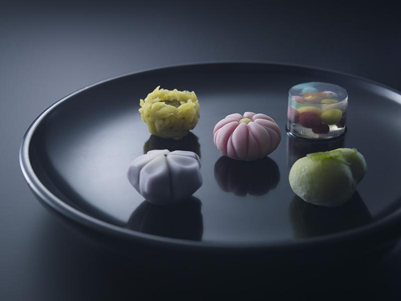 Exquisite Japanese foods