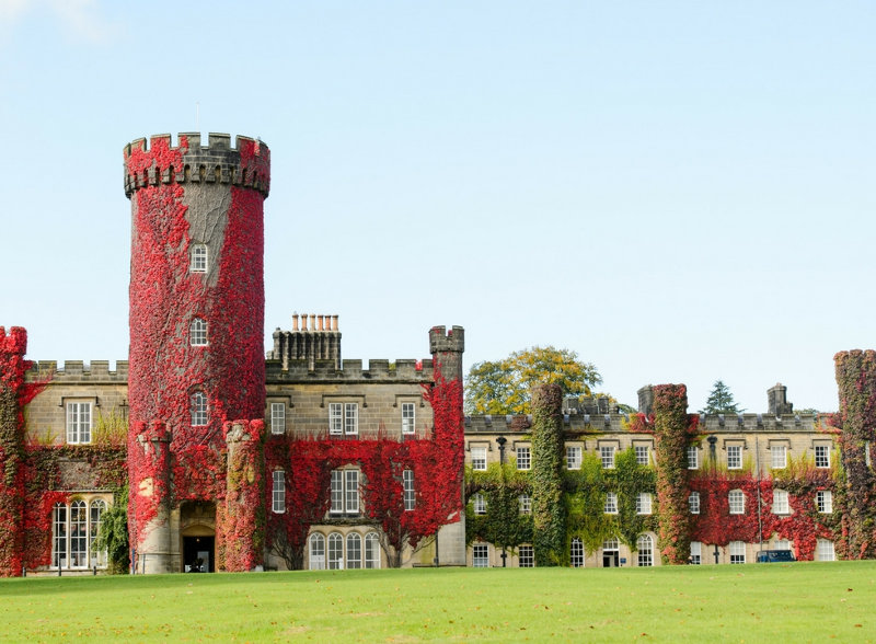 Swinton Park manor