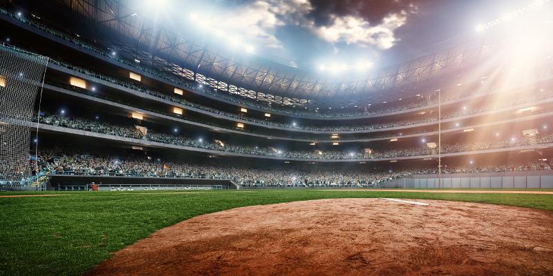 World series baseball event