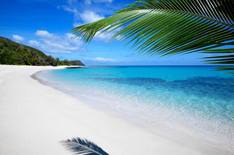 White Sandy Beach Resort Fiji