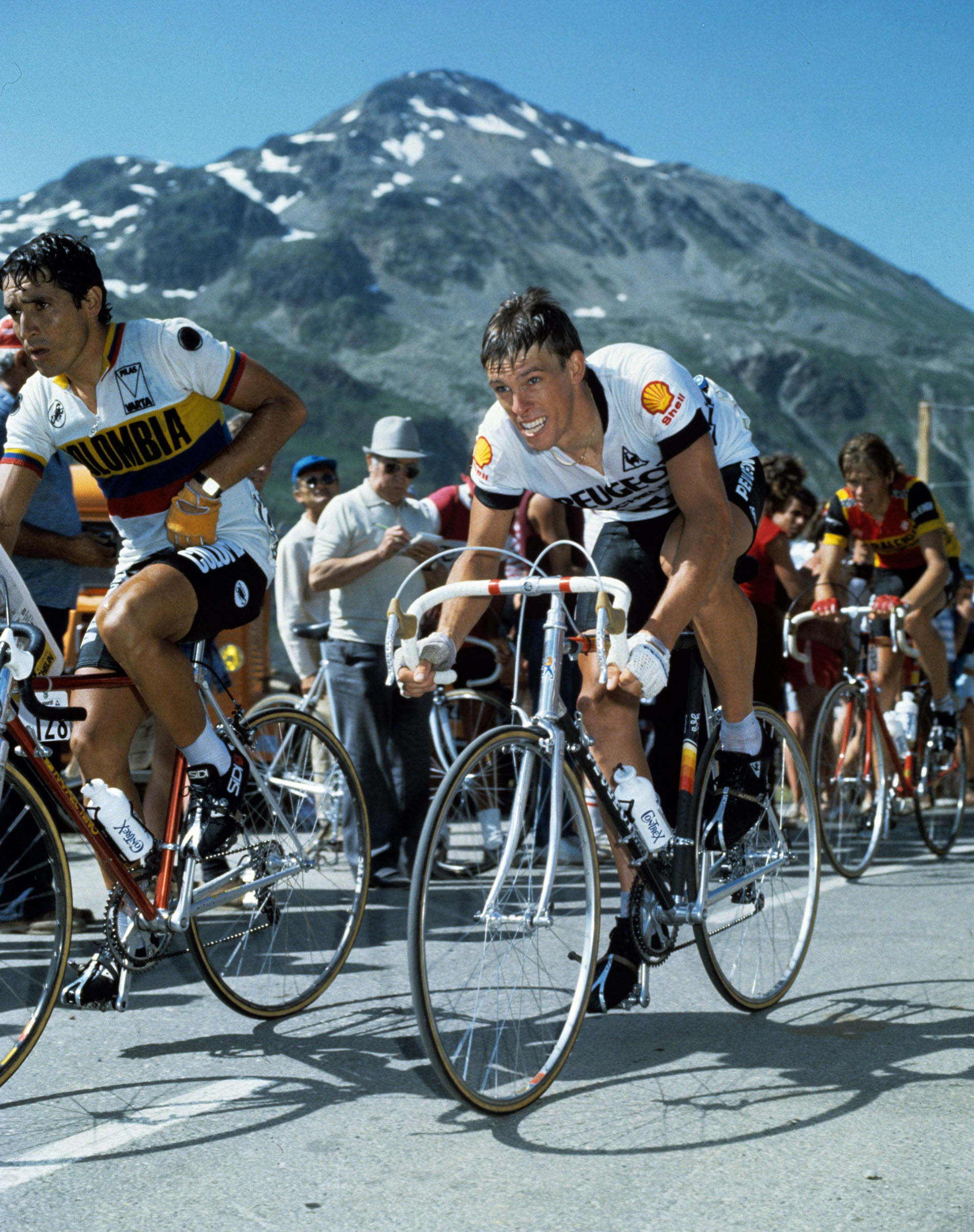 A throwback to the International Cycling Champion