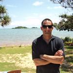 Patrick in Fiji