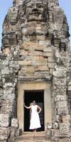 Jo in Siem Reap