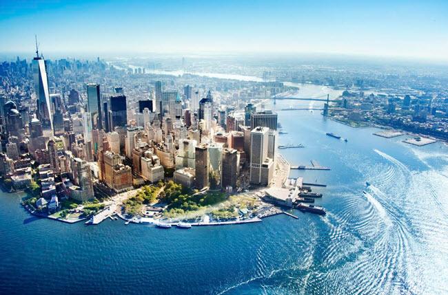 NY Skyline III