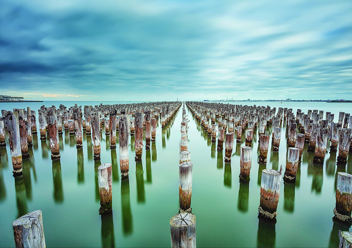 Princes Pier, Port Melbourne. Source: Rhys Davies