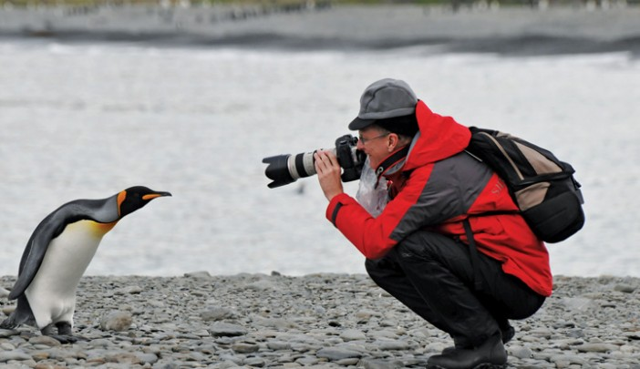 Recognising the broad variety of passions of adventure travellers, Silversea Expeditions has launched new collections of speciality expeditions, focusing on pursuits like photography. Source: Silversea