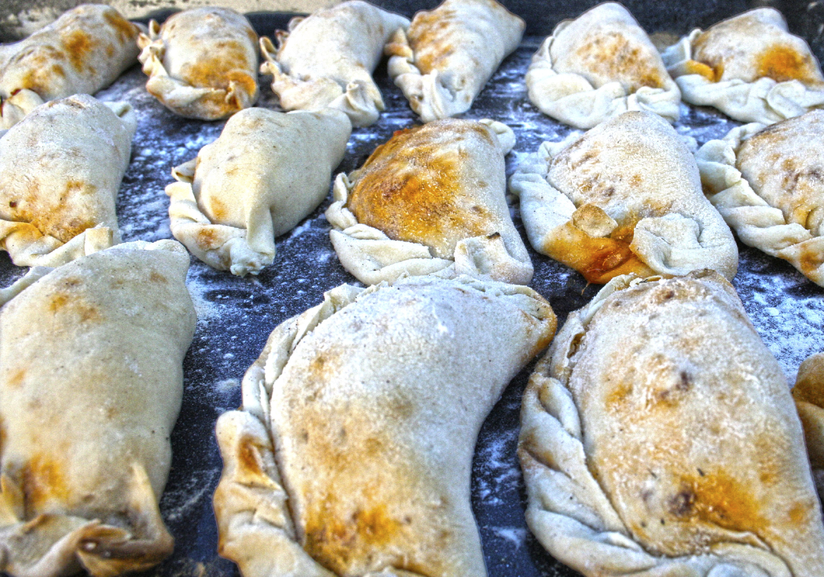 This image: Empanadas are South American comfort food at its best. Source: Adventure World