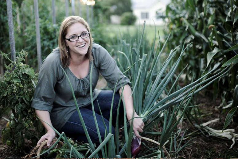 This image: Kate Bracks, host of Italy: A Culinary Journey. Source: Shine 360.
