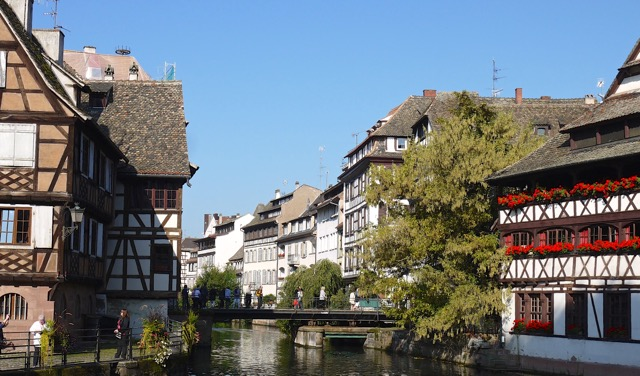 This image: Explore the history, canals, cathedral and delectable food with free time in Strasbourg, a city described as the crossroads of Europe.