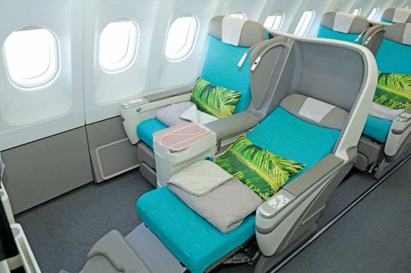 Start your holiday in the air with Air Tahiti Nui