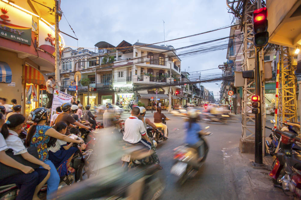 Saigon-bikes