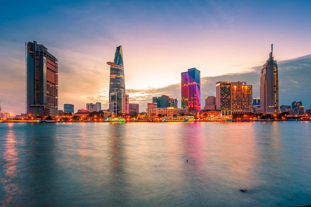 Saigon-city