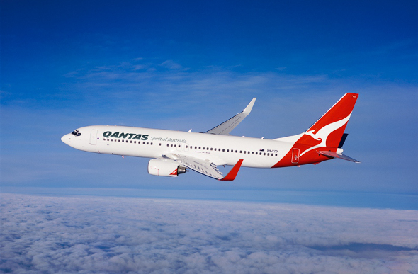 Qantas' Boeing 737-800 will provide seasonal flights between Sydney and Bali.