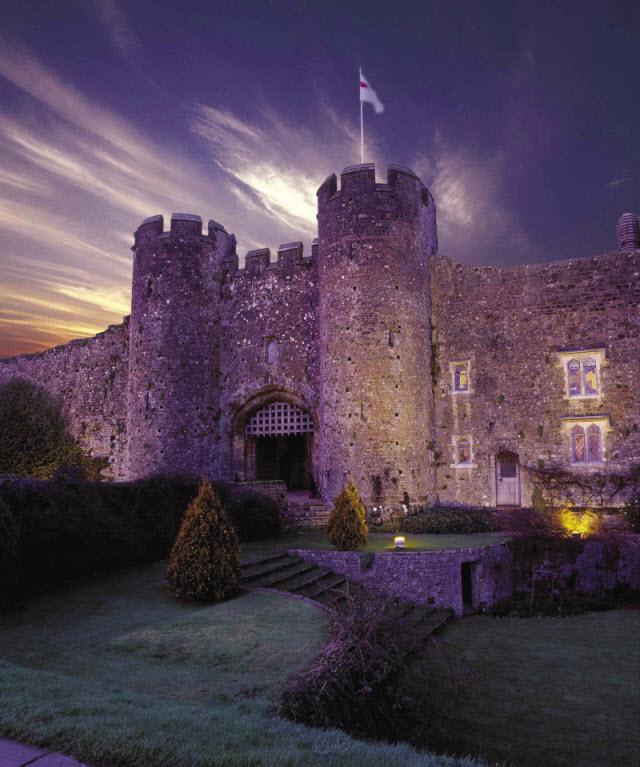 Amberley Castle, England.