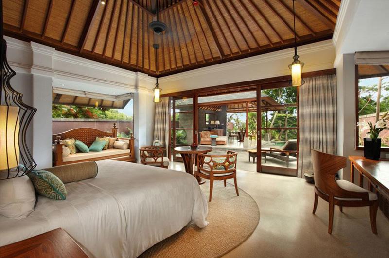 One Bedroom Ocean Pool Villa at the Grand Nikko Bali. Image: Grand Nikko Bali