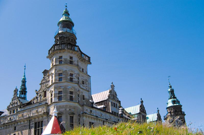 Kronborg Castle, Denmark. Image: Getty.