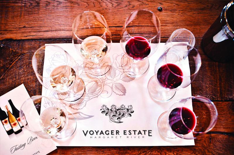 Learn To Taste Wine at Voyager Estate Margaret River
