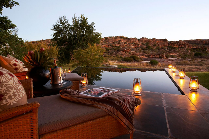 Combining nature with luxury in South Africa