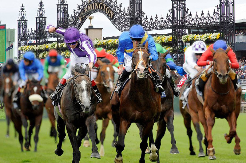 Melbourne Cup. Image: Keith Prowse Travel