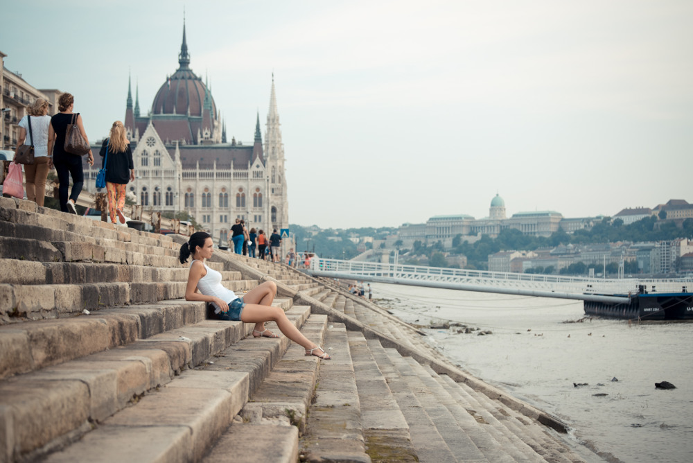 Budapest draws you in and makes you want to stay for longer (Image: Getty)