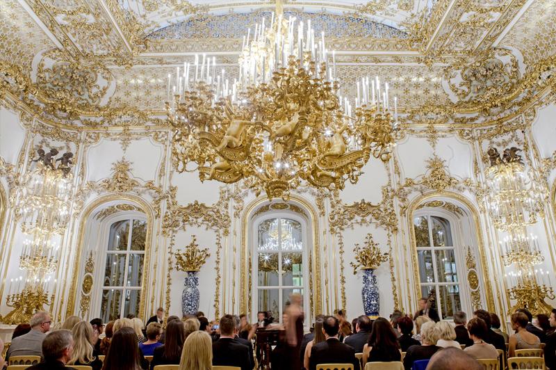 A Royal Invitation: Private concert at Vienna