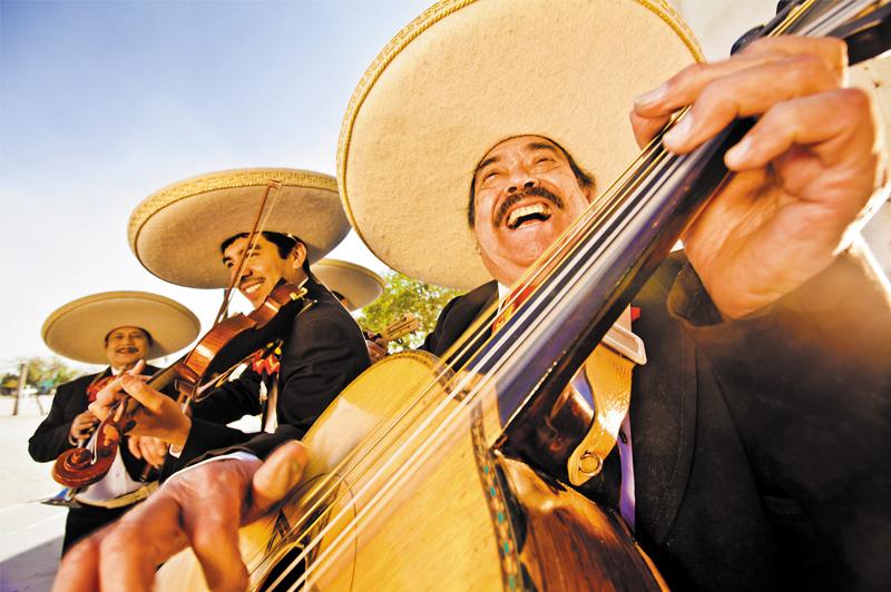 Cinco de Mayo, Mexico on 5 May 2016. Image: Getty