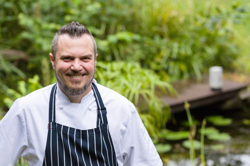 The Tamarind Executive Chef Daniel Jarrett. Picture: Spicers Tamarind Retreat