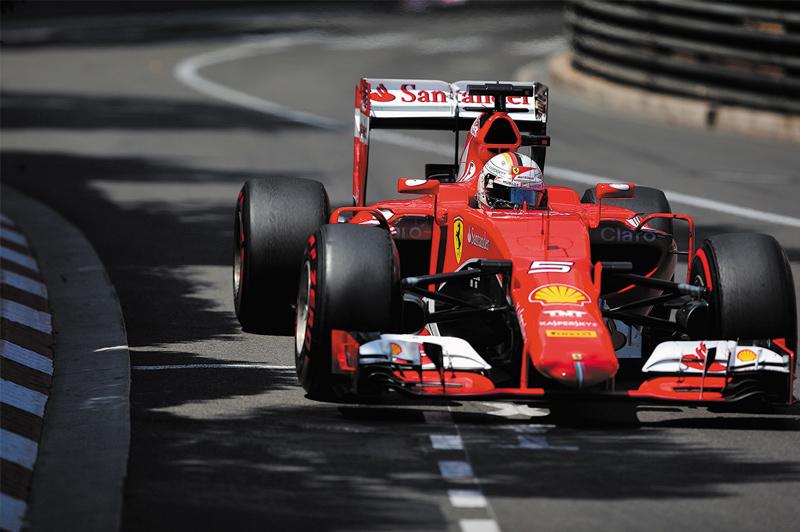 F1 Grand Prix, Monaco on 24 May 2016. Image: Getty