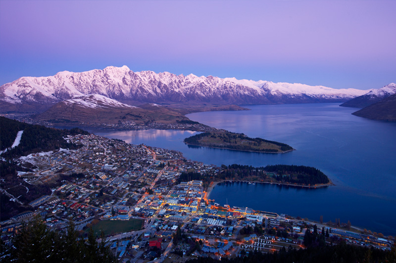 Queenstown is one of the world