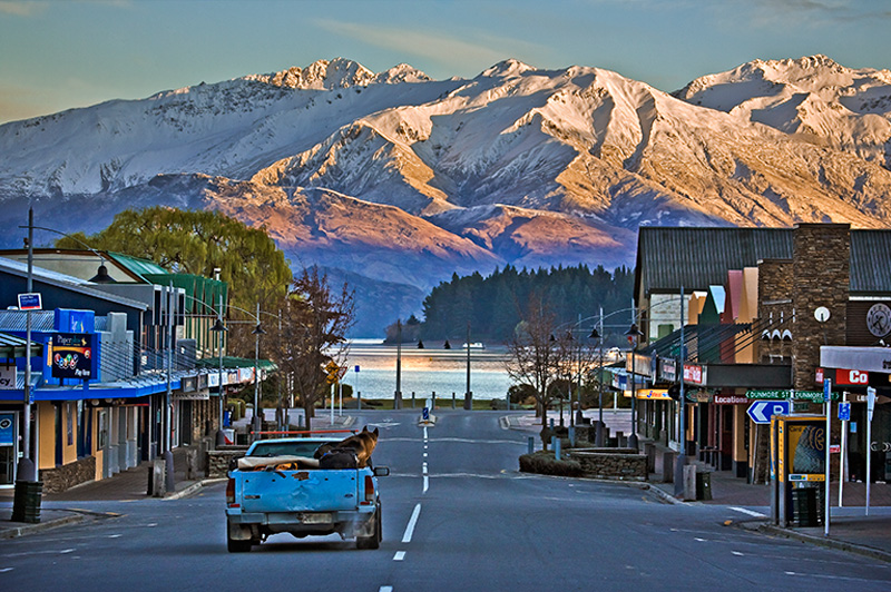 Wanaka is one of the world