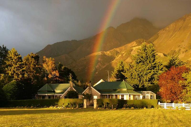 Grasmere Lodge at Arthur