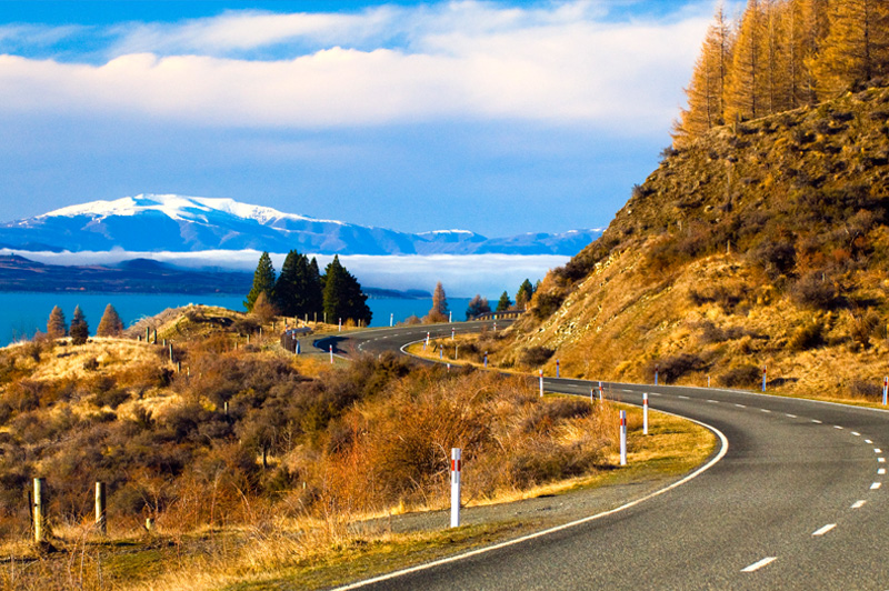 Self-drive is a great way to see New Zealand like the Canterbury region. Image: Elite Images