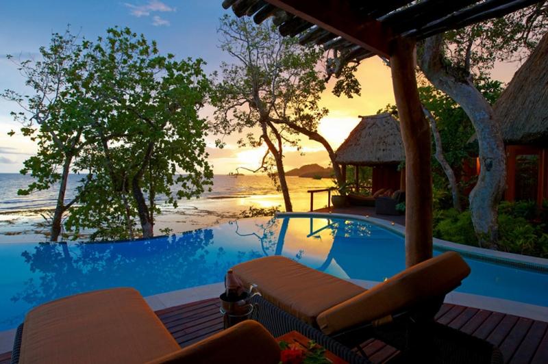 One Bedroom Villa. Image: Namale Resort & Spa