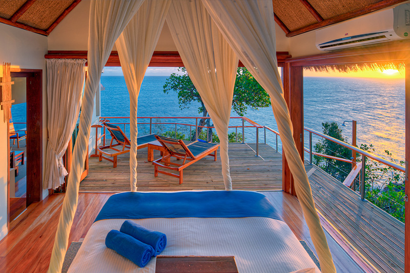 Plunge Pool Suite. Image: Royal Davui Island Resort