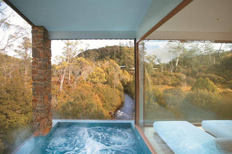 """Book our the """"Sanctuary"""" for an hour at Waldheim Spa. Image: Mantra Group"""