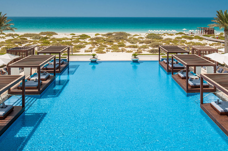 Image: Saadiyat Beach Club