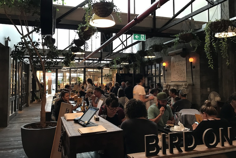 Ponsonby Central Auckland foodie scene