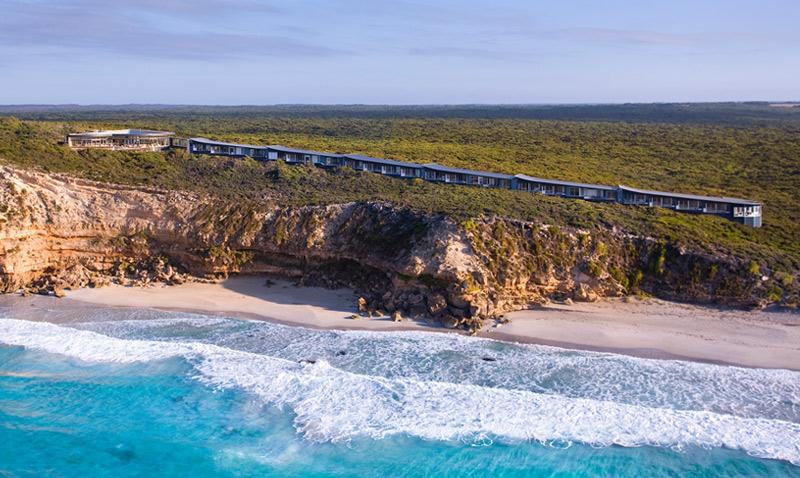 Southern Ocean Lodge, Kangaroo Island
