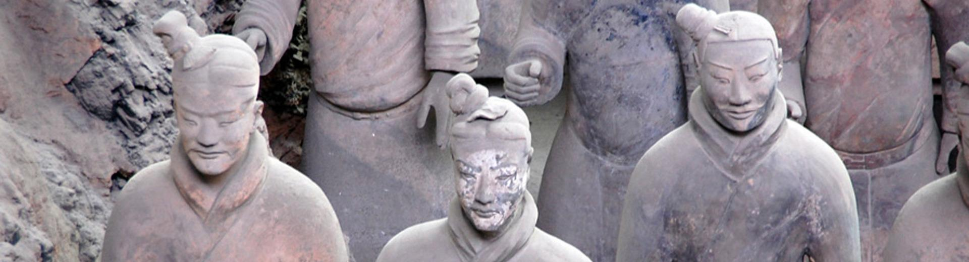 TerracottaWarriors in Xi'an   Credit APT feature