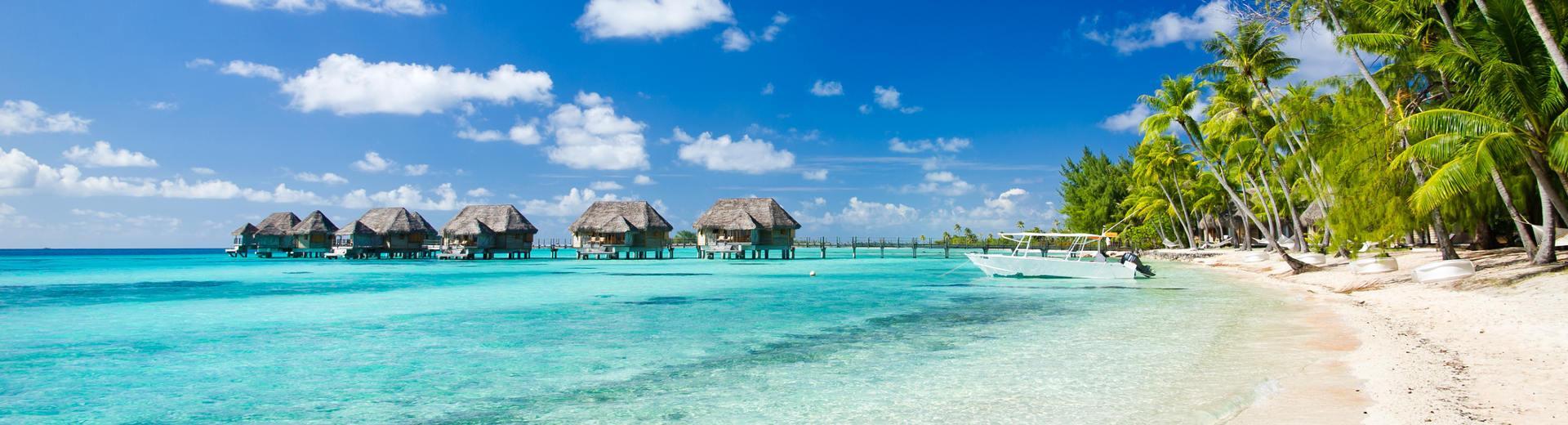 Tahiti Overwater Bungalow