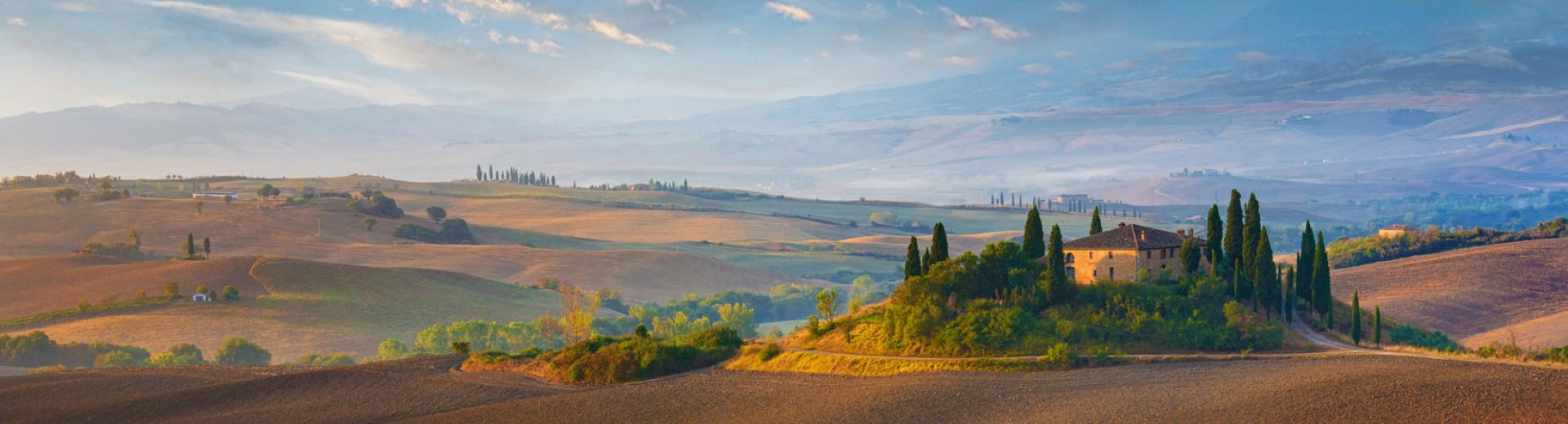Tuscany feature