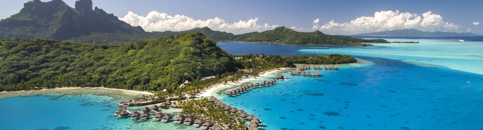 Beyond Overwater Bungalows Bora Bora Luxury Resorts