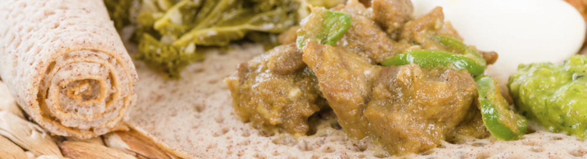Food injera getty